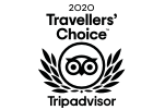 2020 Travellers' Choice Tripadvisor